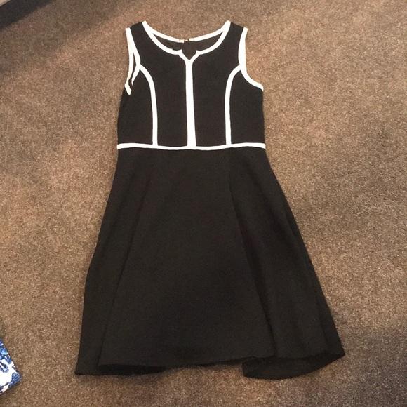 Nordstrom Dresses Black And White Teen Dress Poshmark